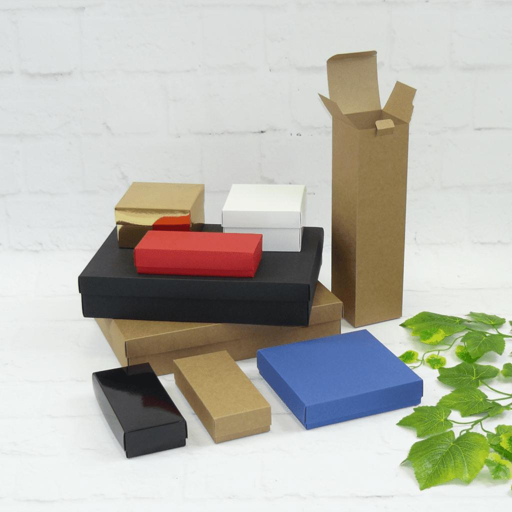 Opakowania papierowe pudełka