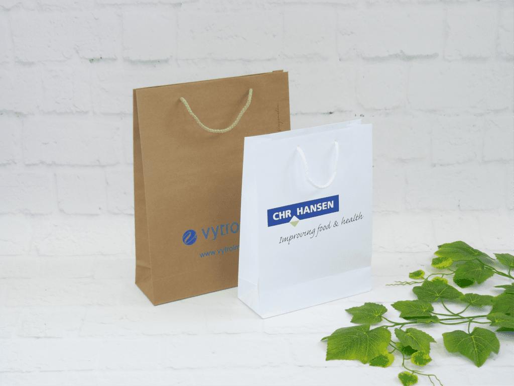 ekologiczne torby papierowe prestiż w dobrej cenie
